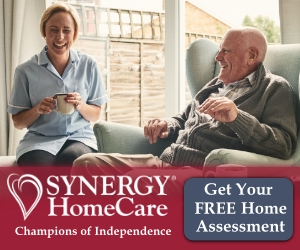 Synergy Homecare Champions of Independence. Schedule your free home safety assessment today!
